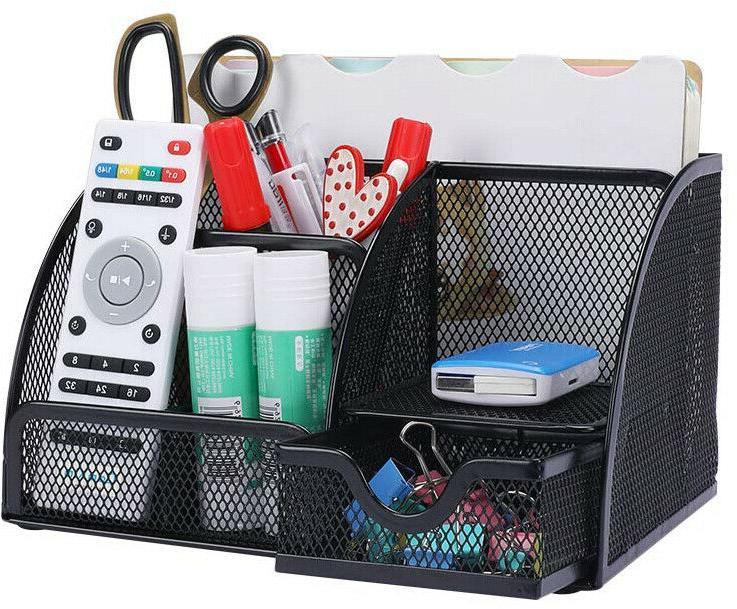 PAG Office Desk Organizer Set Accessories Storage