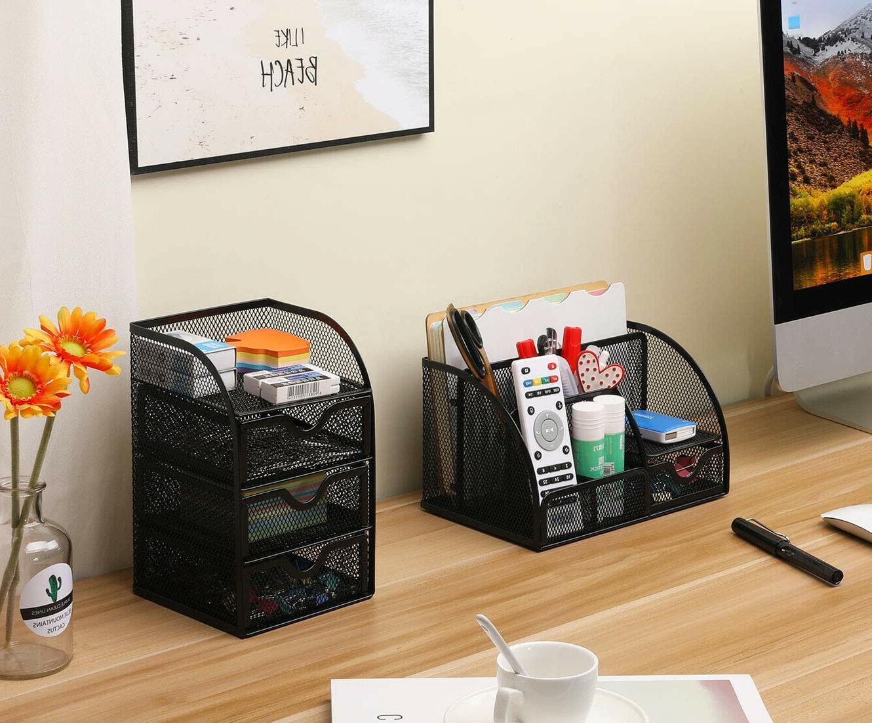 PAG Desk Set Storage