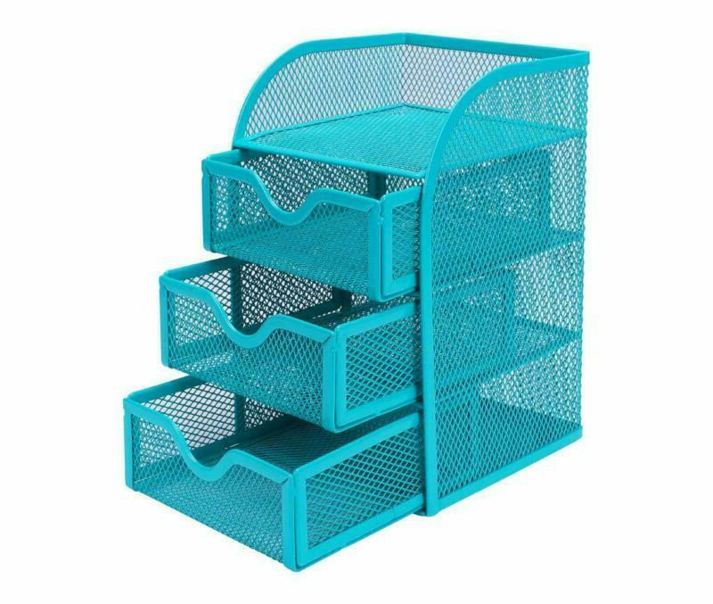 Office Supplies Mesh Set Accessories Pen Holder For