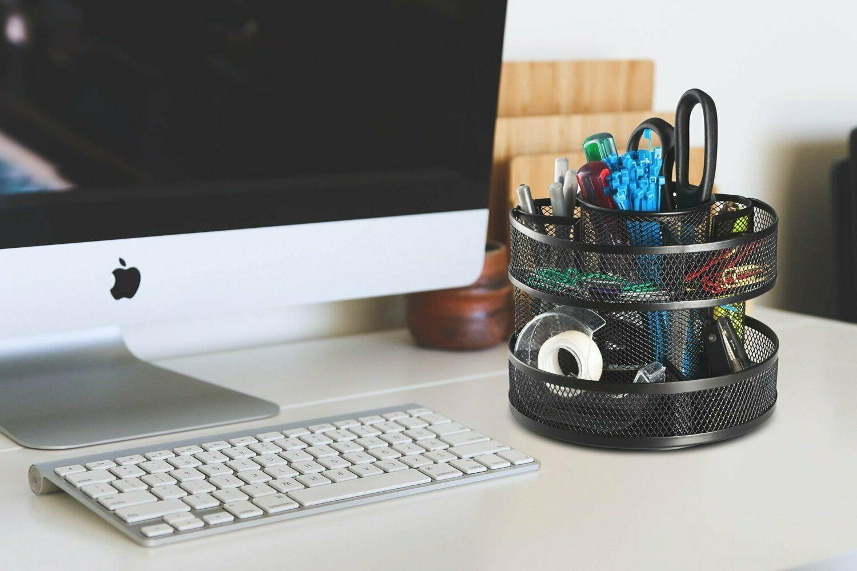 Office Accessories Desk Supplies Steel Mesh