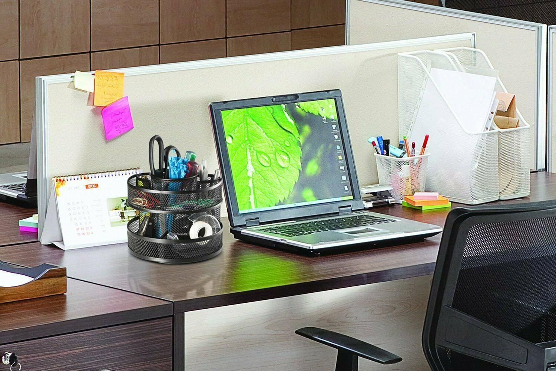 Office Accessories Desk Supplies Storage Steel