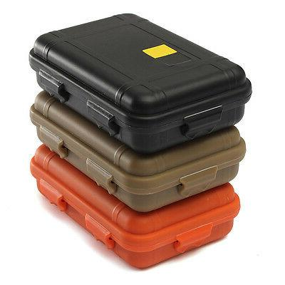 Outdoor Plastic Waterproof Airtight Survival Case Carry DO