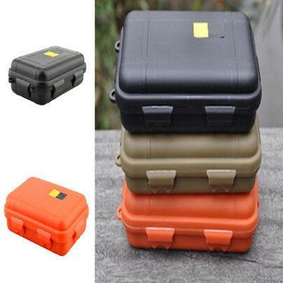 Outdoor Airtight Survival Case Container Carry DO