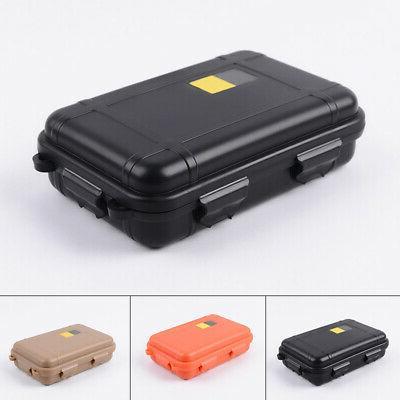 ABS Plastic Outdoor Shockproof Sealed Waterproof Storage Cas