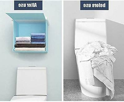 Bathroom Storage Box Cabinet Organizer Shelf