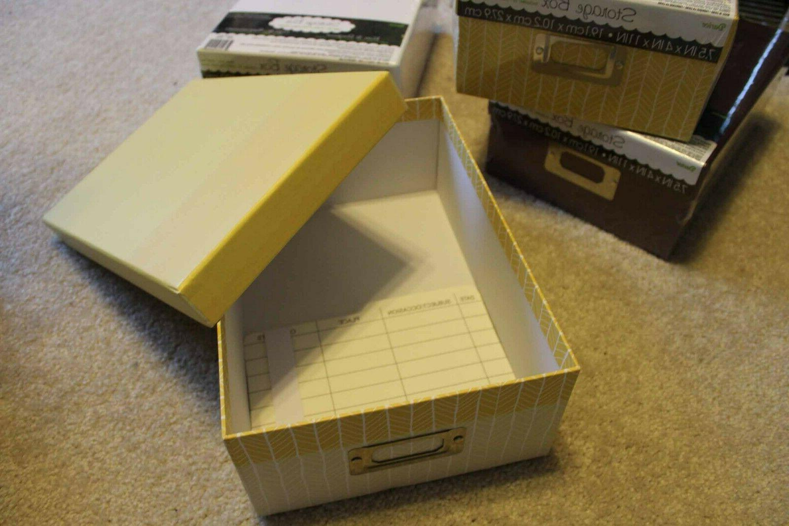 Darice Plain tan yellow brown Paper 7.5 x x 11