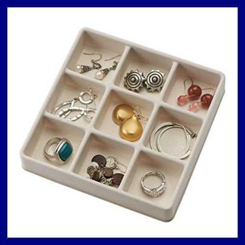 Interdesign Plastic Box Compact Storage Drawers Set For