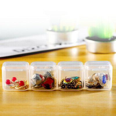 Plastic Adjustable Storage Case Bead Organizer