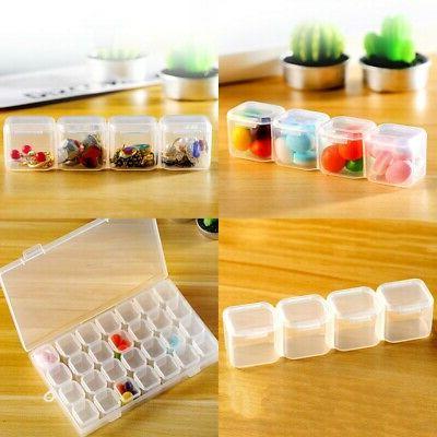 Plastic Storage Case Organizer