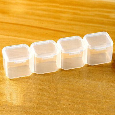 Plastic Case Bead Organizer Container Craft