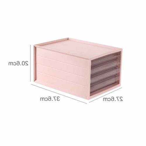 Plastic Storage Box Drawer