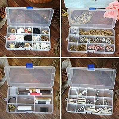 Plastic Craft Sewing Supplies Storage Organizer Box