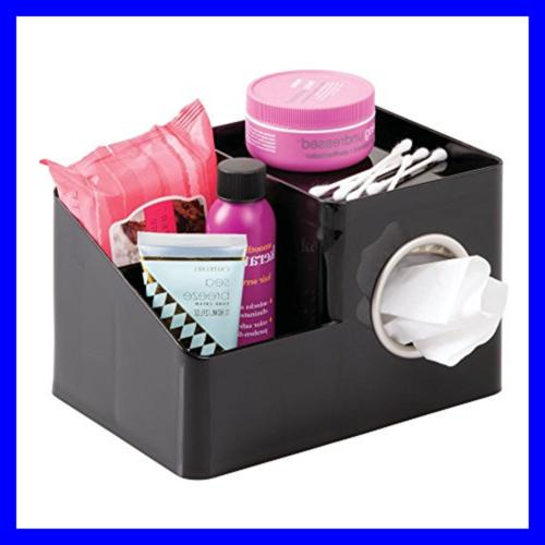 Interdesign Plastic Facial Boutique Cover Storage