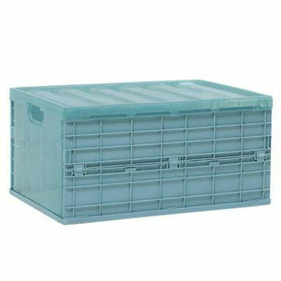 Plastic Foldable Bra Storage Box Closet Collapsible
