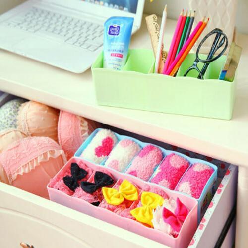 Plastic Organizer Tie Socks Drawer Divider
