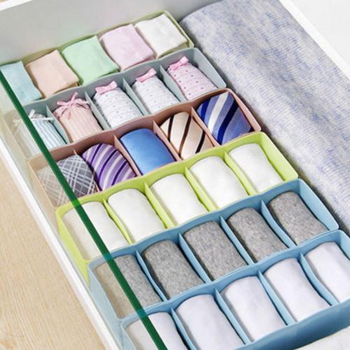 Socks Drawer Divider Storage