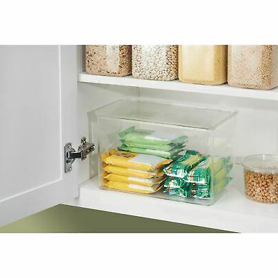 mDesign Food Storage Lid