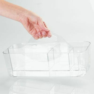 mDesign Craft Large - Clear