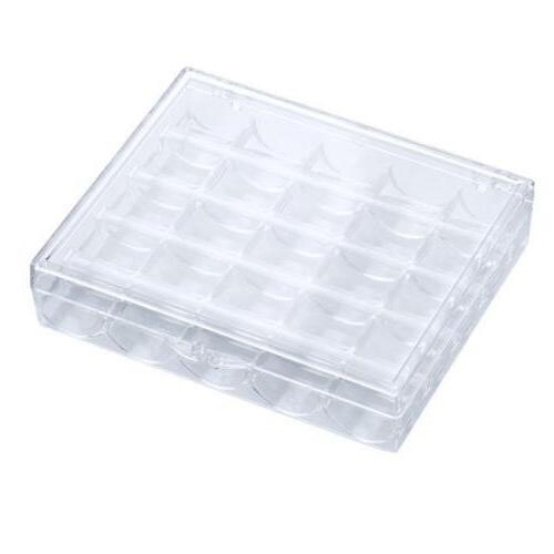Portable 25 Box Home Transparent Tools Boxs