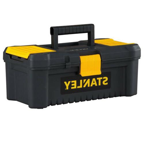 STANLEY PORTABLE TOOL BOX Lockable Small Tools Garage Storag