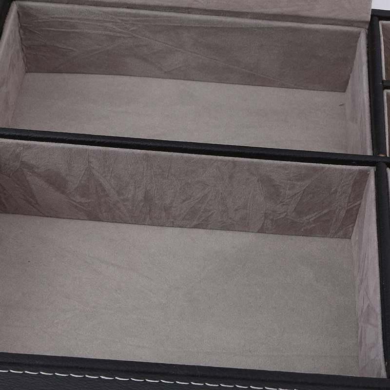 PU Office Stationery Storage Box Q