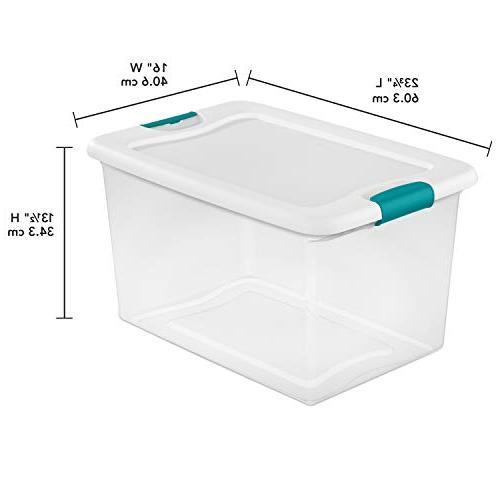 Sterilite quart/61 L Box