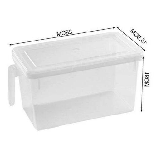 Refrigerator Storage Box Kitchen Accessories Container Organiser