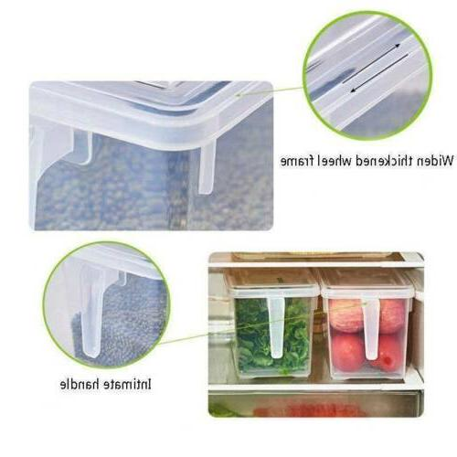 Refrigerator Storage Box Accessories Container Organiser