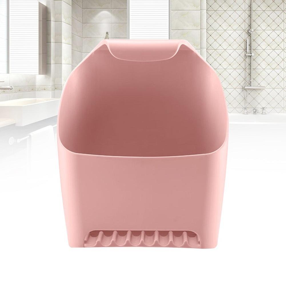 Removable Kitchen <font><b>Storage</b></font> Free Durable Bathroom Organizer <font><b>Shelf</b></font>