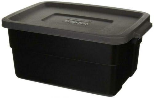 rmrt030010 roughneck storage box44 3 gallon gray