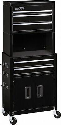Rolling Tool Box Chest Storage Cabinet On Wheels 20 Mechanic