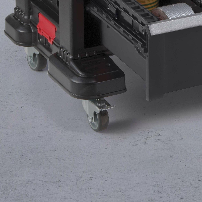 Rolling Chest Box 5-Drawer Cabinet Garage