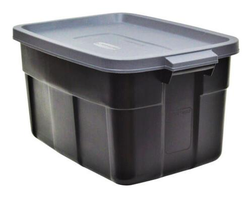 """Rubbermaid Roughneck H 15.9"""" X 23.9"""" L, Gal. of 6"""