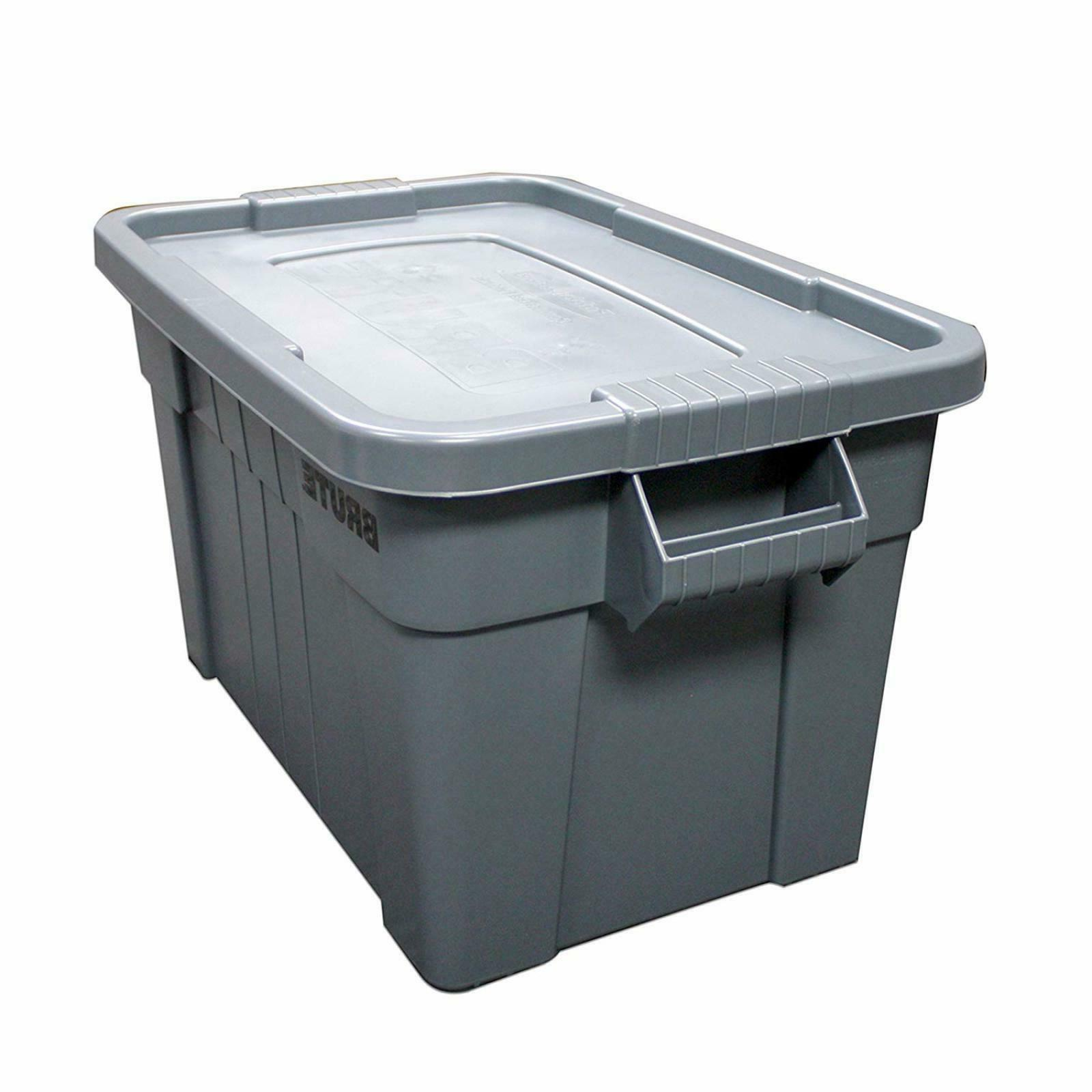 Rubbermaid with Lid,