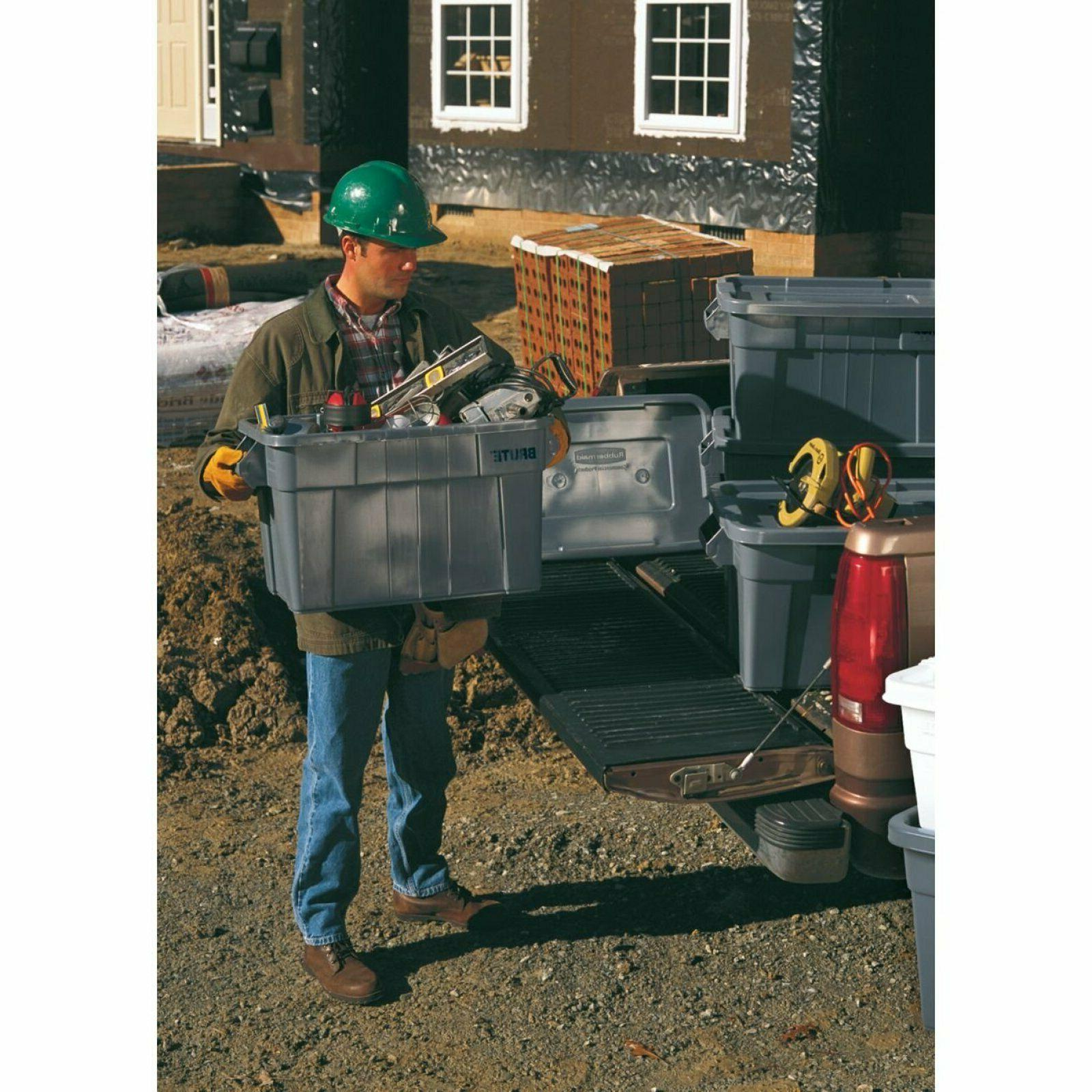 Rubbermaid BRUTE with FG9S3100GRAY