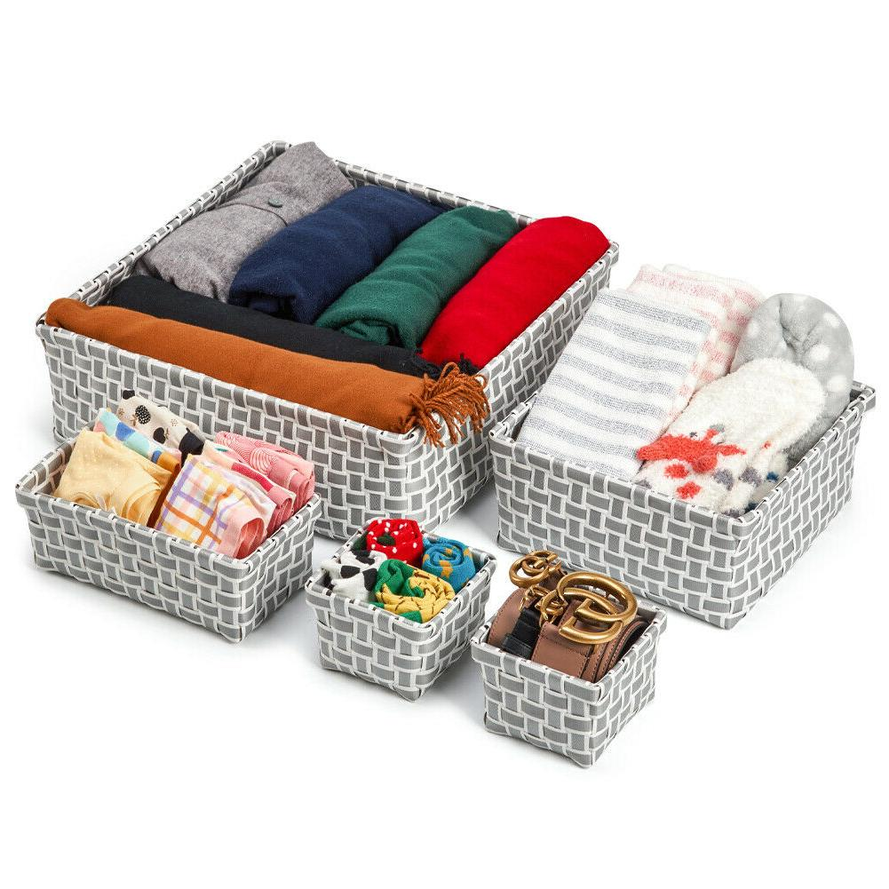 Toy Dresser Drawer Basket Bins Box