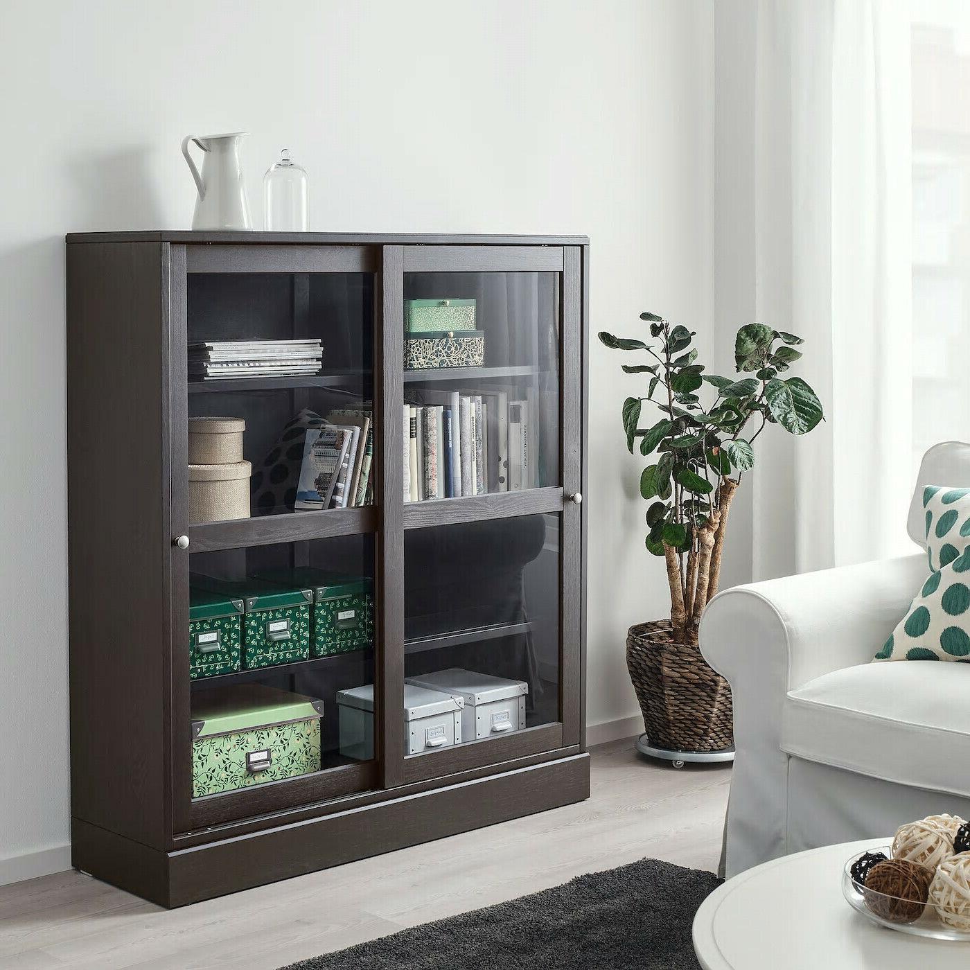 """Set 2 Ikea FJALLA Box w/Lid Home 7 x 6"""""""