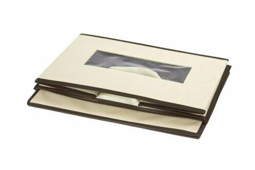 Foldable Storage Items