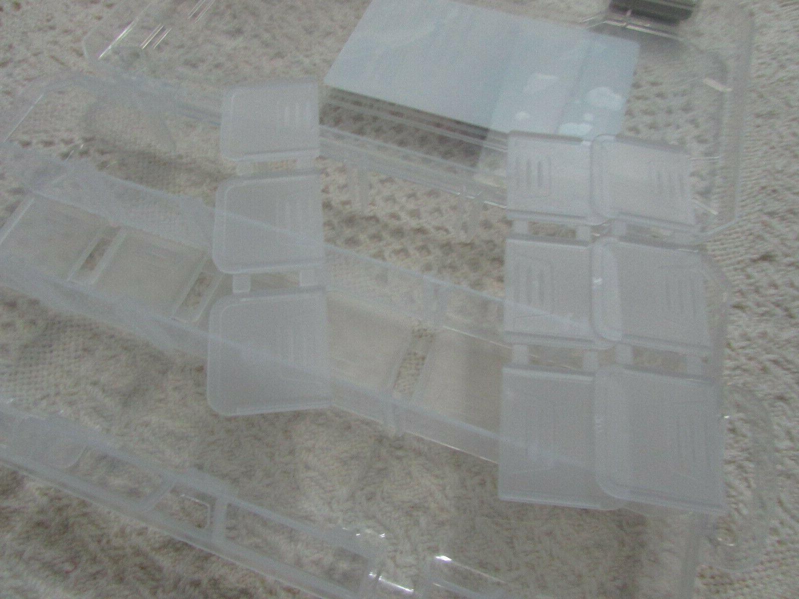 Artbin Clear Sewing Storage JUMBO