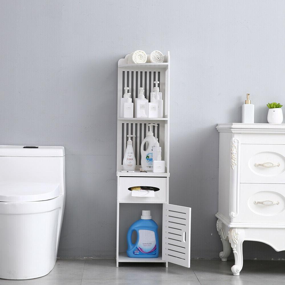 Simple Bathroom Cabinet Storage Organizer Paper