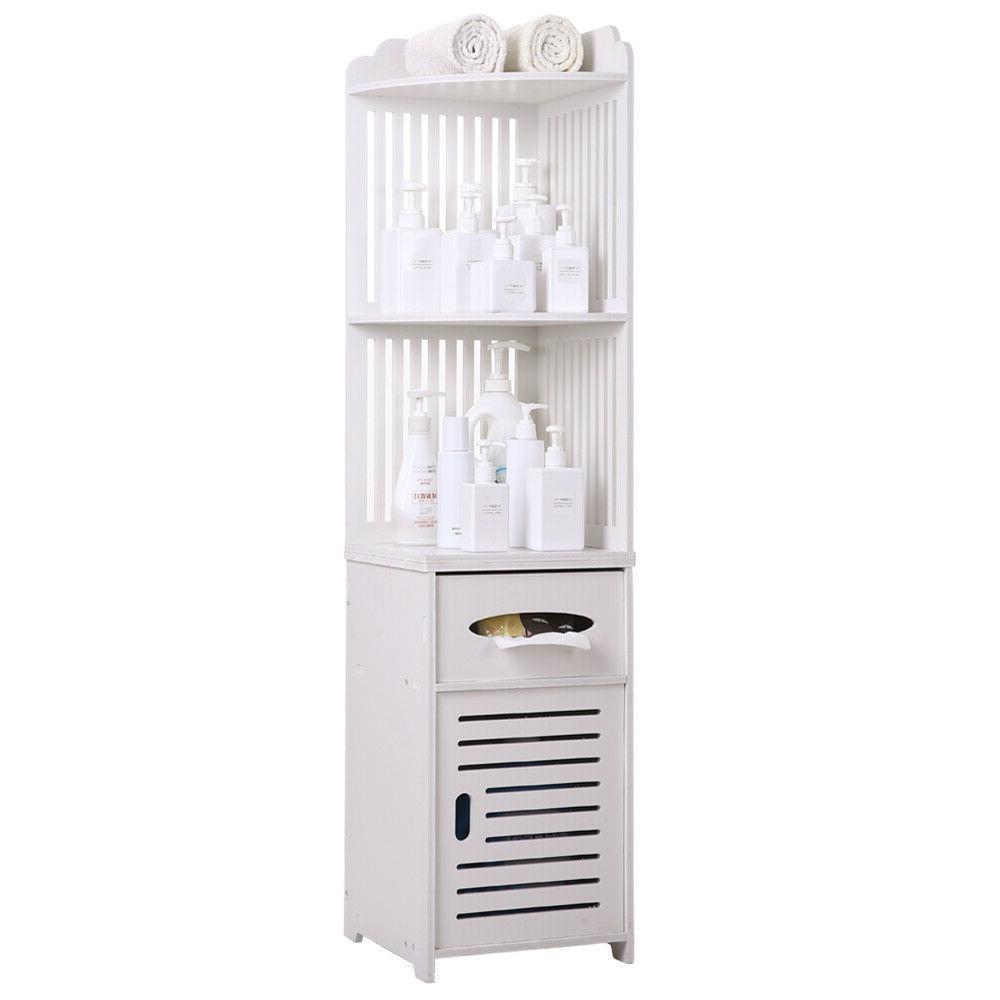 Simple Shelf Cabinet Organizer Paper Holder