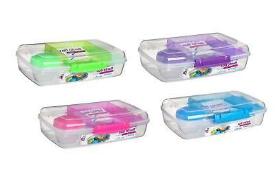 Sistema Bento Box TO GO Reusable Lunch Containers Kids & Adu