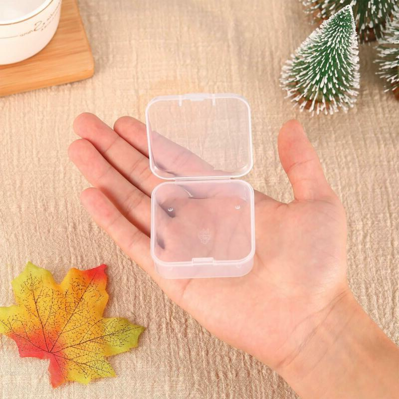 Small Lightweight Containers Storage Box With