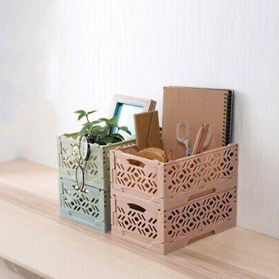 Stackable Desktop Box For Home