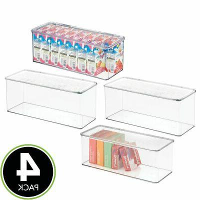 mDesign Stackable Food - 4.7 Q