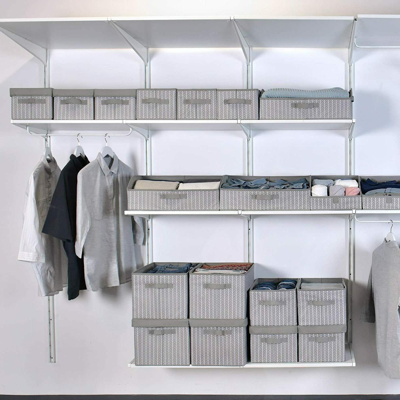 Storage Bin Fabric Closet Cube