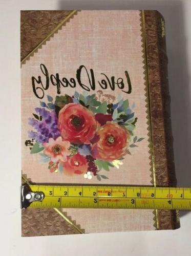 Storage Book Box Spring Love New