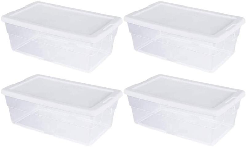 storage box 13 5quot x 8 3quot