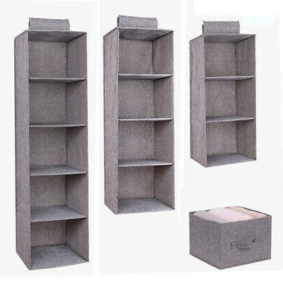 3 4 5 layers hanging storage box