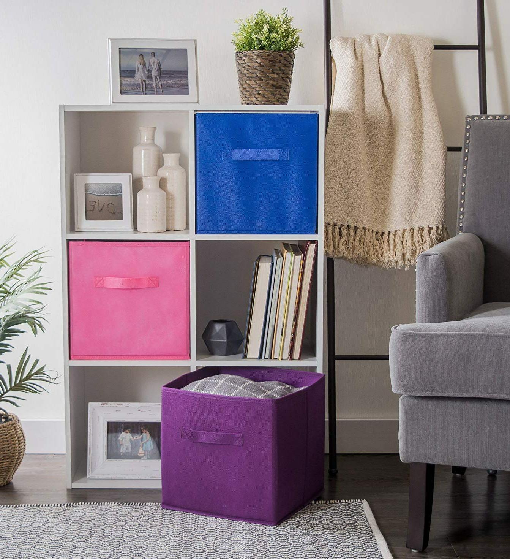 Storage Cube Organizer Box Drawer Pack